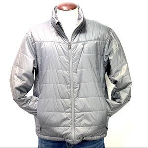 ALPINE DESIGN- Men's down jacket